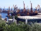 Poluare cu motorină în Portul Constanţa