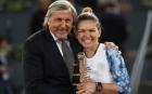 Preşedintele WTA: Ilie Năstase nu avea ce căuta la ceremonie. A fost iresponsabil şi inacceptabil din partea Madrid Open