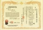 Romeo Beznea a fost numit Honbu Direct Dojo Operator de către Organizația Internațională de Karate kyokushinkaikan