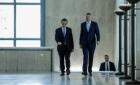 S-a încheiat întâlnirea Iohannis-Orban: Se imparte totul intre PNL si USR-PLUS, UDMR exclusa de la negocieri!
