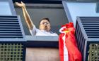 Scandal international: Chinezii au coborât drapelul american de pe consulatul SUA din Chengdu