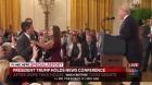 Schimb dur de replici între Donald Trump şi un jurnalist CNN. Casa Albă a anunţa că i-a retras acreditarea reporterului