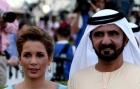 Soţia şeicului din Dubai a fugit din ţară cu 35 de milioane de euro și cei doi copii