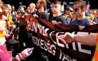 Statele Unite sunt îngrijorate în privinţa grupurilor neo-naziste din Ungaria, după ruperea unor steaguri curcubeu de pe clădirea primăriei din Budapesta