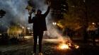 SUA: poliţia a tras cu tunuri de apă şi gaze lacrimogene în protestatarii care îl susţin pe Donald Trump