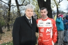 Super Rally Sectorul 1 al Capitalei: Mihai Leu, Titi Aur, Marco şi Simeone Tempestini, printre vedetele care s-au aliniat la start