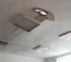 Tavanul unei săli de clasă dintr-o școală din Gorj s-a prăbușit. Elevii erau în recreație