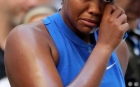 Taylor Townsend, interviu printre lacrimi după victoria cu Simona Halep! Ce-a a reuşit să îngaime sportiva din SUA