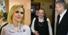 Tripleta Cliseru - Visoianu - Dinulescu stapana peste 500 de milioane de euro. Miza razboiului Firea - Dragnea (filmul evenimentelor)