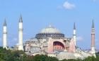Turcia se va pronunţa cu privire la transformarea în moschee a bazilicii Sfânta Sofia