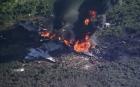 Un avion s-a prabusit in Mississippi. Toti cei 16 oameni de la bord au murit