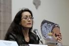 Un critic de artă a distrus o lucrare de 20.000 de dolari la un târg de artă din Mexic