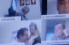 Un deputat din Argentina a început să-i sărute sânii soției în timpul sesiunii online a parlamentului