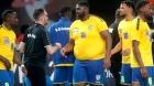 "Un sportiv de 115 kilograme face senzatie la Mondialul de handbal masculin. E poreclit ""Uriasul din Congo"""