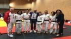 Victorie de prestigiu pentru judo-ul românesc. Fetele de la Universitatea Cluj, bronz în Liga Campionilor