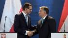 Viktor Orbán şi Mateusz Morawiecki i-au pus la punct pe greii UE