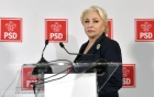 """Viorica Dăncilă a convocat Comitet Executiv al PSD, marți, ora 18.30: """"Discuția nu trebuie amânată"""""""