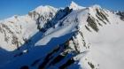 Zăpadă de 44 cm la Bâlea Lac. Pericol de avalanșe la peste 2.000 m, în Munții Făgăraș
