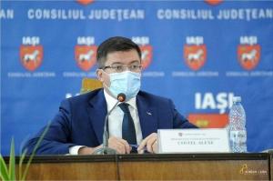 Șeful Consiliului Județean Iași, liberalul Costel Alexe, plasat sub control judiciar dar nu renunță la șefie!
