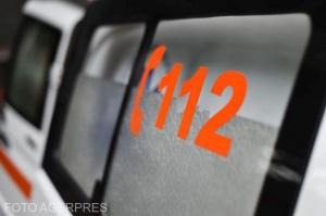 Vrancea: O tânără de 19 ani a intrat cu mașina în cinci pietoni