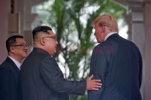 A doua zi a summitului Donald Trump-Kim Jong-Un. Liderul nord-coreean: Dacă nu aş fi pregătit pentru denuclearizare, nu m-aş afla aici