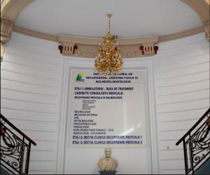 A XVI-a Conferință Națională de Balneologie și Recuperare Medicală la Romexpo, in perioada 11-13 aprilie 2019