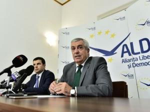 ALDE va merge pe liste separate la parlamentare