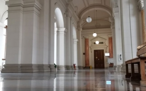Alertă cu bombă la Curtea de Apel Bucureşti. Sediul instanţei a fost evacuat