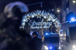 Alertă de securitate ridicată la Strasbourg: Autorul atacului, căutat în continuare