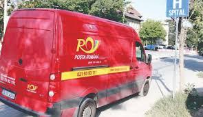Amendă de 5.000 de lei, după un jaf comis asupra unei mașini a Poștei Române
