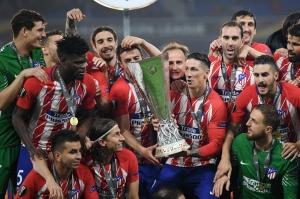 Atletico Madrid a câştigat Europa League: Griezmann, spectacol total pe teren. Cronica finalei de la Lyon