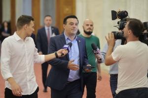 Bădălău, numărul 2 în PSD, despre Dragnea: Nu pot să analizez, dar e loc de mult mai bine!