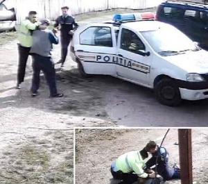 """Bărbat bătut crunt de Poliție. Oamenii legii au motivat totul acuzând-ul pe """"infractor"""