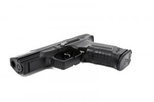 Bărbatul care a împușcat de șase ori cu un pistol cu bile un tânăr din Cisnădie a fost reținut