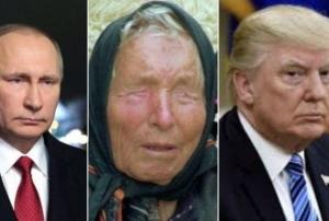 Baba Vanga nu s-a inselat niciodata! Profeţii: Boală teribilă pentru Trump şi asasinat pentru Putin