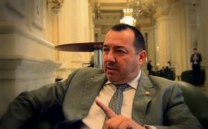 Cătălin Rădulescu, audiat de procurori după declarațiile că are o mitralieră si ca ar trage cu ea in populatie
