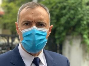 Ce-i în Gușă, și-n căpușă: Florian Coldea se tratează de Parkinson la Viena