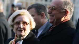Ce pensie încasează Nina Iliescu. E mai mare decât a fostului președinte