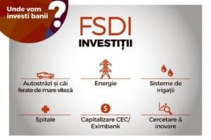 Ce prevede proiectul care înfiinţează Fondul Suveran de Investiţii, adoptat de Parlament