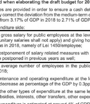 Ce se va întâmpla cu salariile românilor în 2019. Planul trimis Comisiei Europene de PSD-ALDE