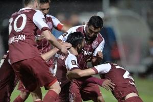 CFR Cluj, noua campioană a României
