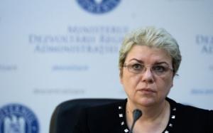 Cine ii ia locul lui Sevil Shhaideh la Ministerul Dezvolarii