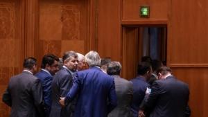 Ciolacu: Toţi parlamentarii PSD vor dona 50% din indemnizaţie pentru echipamente medicale