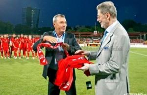 Cornel Dinu analizeaza numirea lui Mircea Rednic la Dinamo: