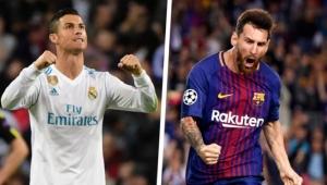Cristiano Ronaldo şi Messi, împreună pe Santiago Bernabeu
