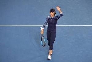 Cu o pereche de colanţi, Monica Niculescu a intrat în istoria tenisului