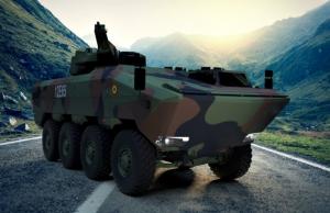 Cum arată transportorul blindat ce va fi construit de nemții de la Rheinmetall la uzina din Moreni