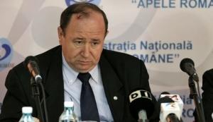 """Directorul general Vasile Pintilie a păgubit """"Apele Române"""