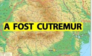 Cutremur mare în România, azi-noapte! Lista orașelor afectate