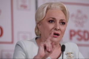 Dăncilă anunță un nou congres al partidului, în iulie. Va candida la președinția PSD
